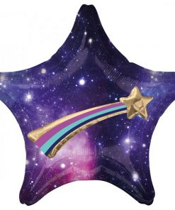 Galaxy Multi Balloon Star Supershape Balloon