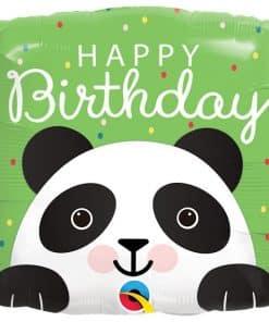 Panda Birthday Balloon