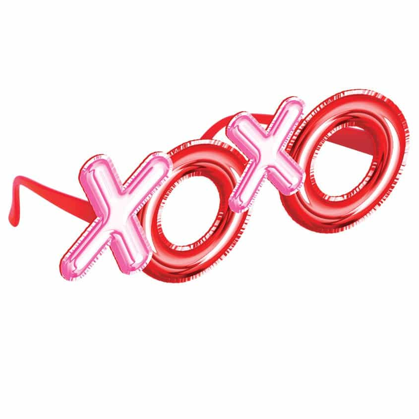 Valentines Day Xoxo Fun Shades Valentines Decorations Banners