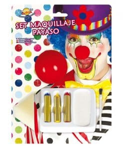 Clown Face Paint Kit
