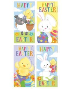 Cute Easter Character Money Wallets