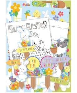 Easter Egg Hunt Kit