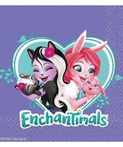 Enchantimals Party Paper Napkins