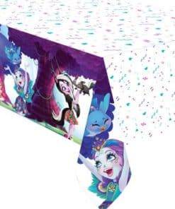 Enchantimals Party Plastic Tablecover