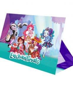 Enchantimals Party Stand-up Invitations