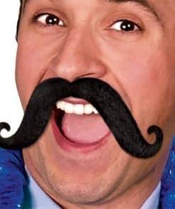 Fiesta Black Moustache