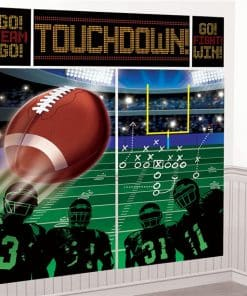Football Scene Setter Decorating Kit