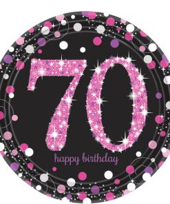 Buy 70th Themed Birthday Decorations