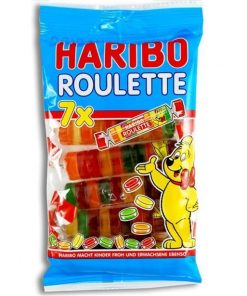Haribo Roulette Sweet Bag