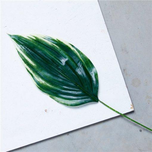 Hosta Leaf Decoration