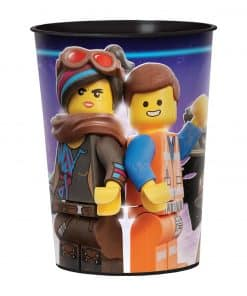 Lego Movie 2 Party Favour Cup