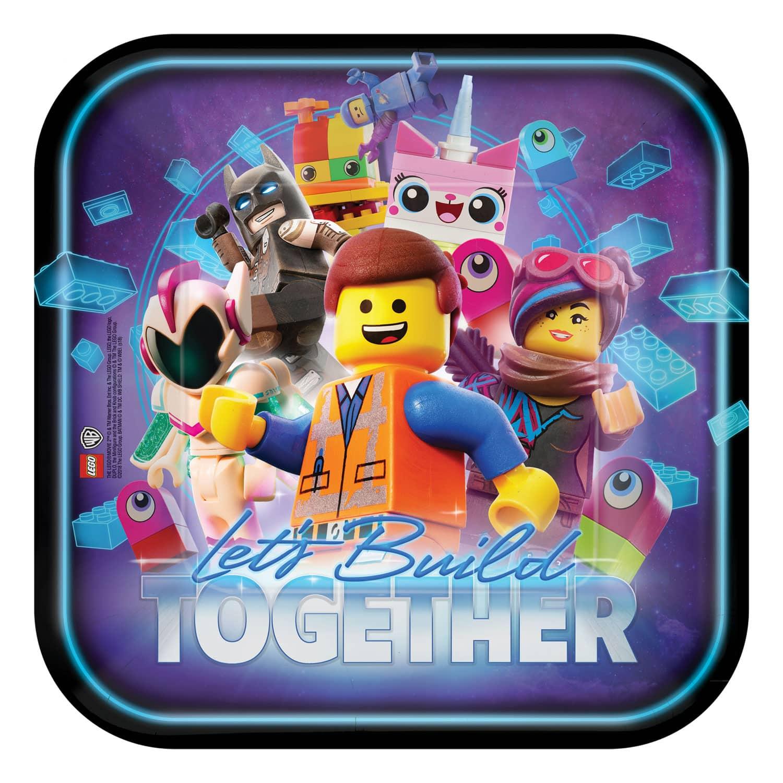 Lego Movie 2 Fun Party Supplies Uk