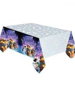 Lego Movie 2 Party Plastic Tablecovers