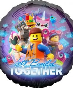Lego Movie 2 Party Foil Balloon