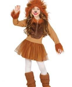 Lioness Child Costume