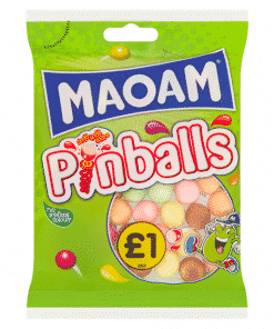 Maoam Pinballs Haribo Bag