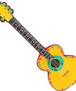 Mexican Fiesta inflatable Mariachi Guitar