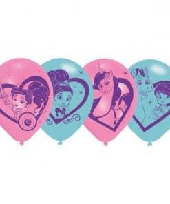 Nella The Princess Knight Party Latex Balloons
