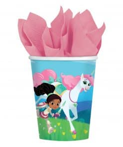 Nella The Princess Knight Party Paper Cups