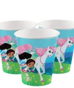 Nella The Princess Knight Paper Cups