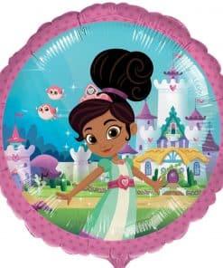 Nella The Princess Knight Party Foil Balloon
