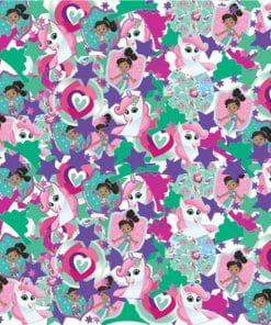 Nella The Princess Knight Table Confetti