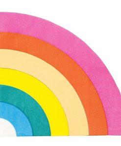 Rainbow Paper Napkin
