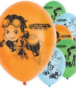 Rusty Rivets Balloons