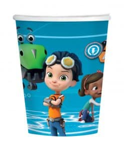 Rusty Rivets Party Paper Cups