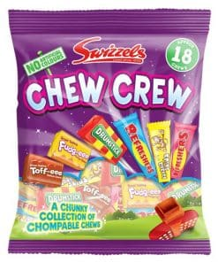 Swizzels Chew Crew Sweet Bag