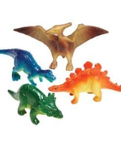Toy Plastic Dinosaurs