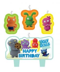 Ugly Dolls Party Candles