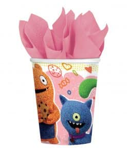 Ugly Dolls Party Paper Cups