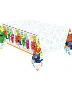 Ugly Dolls Party Plastic Tablecover