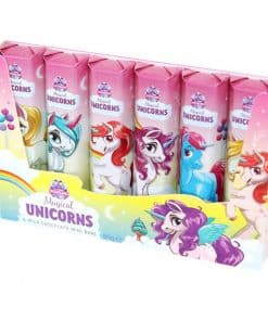 Unicorn Mini Chocolate Bars