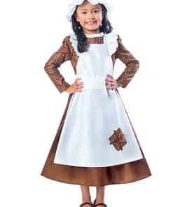 Victorian Girl Child Costume