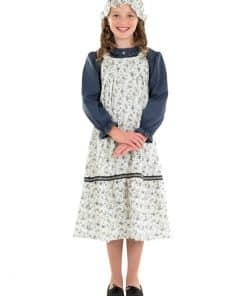 Victorian School Girl Child Costume