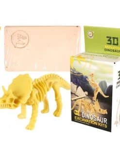 3D Dinosaur Excavation Kit