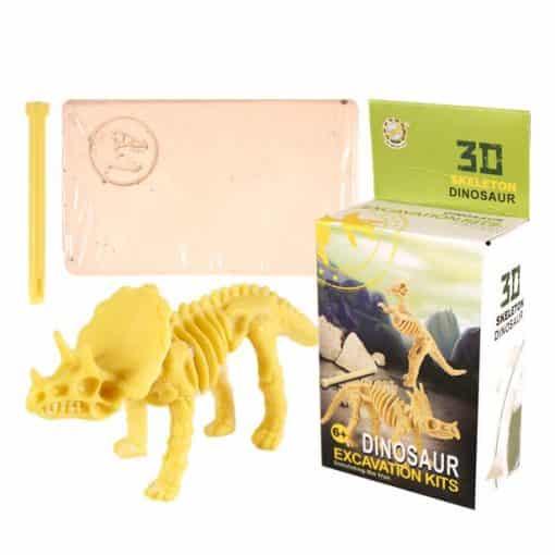 3D Dinosaur Excavation Kit
