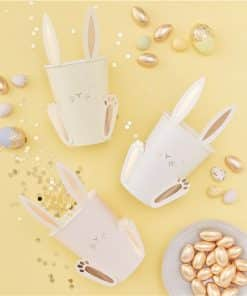 Carrot Crunch Easter Paper Cups
