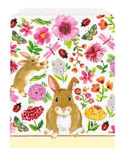 Easter Bunny Paper Goodie Bags