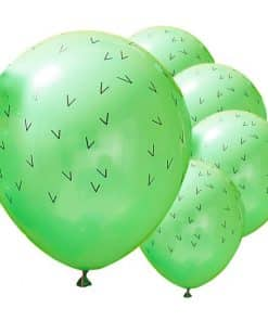 Fiesta Cactus Latex Balloons