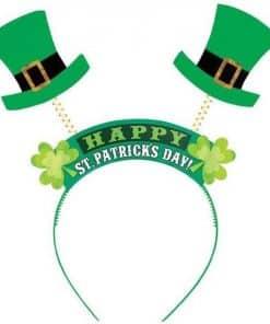 'Happy St Patricks Day' Headband