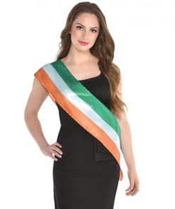 Irish Flag Sash