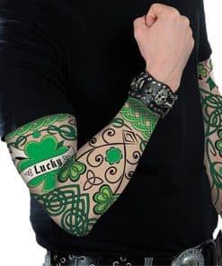 Irish Tattoo Sleeve