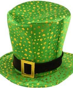 Leprechaun Top Hat with Buckle