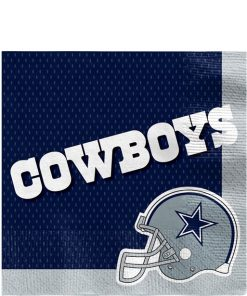 NFL Dallas Cowboys Napkins