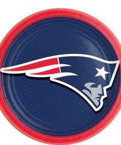 NFL New England Patriots Plates