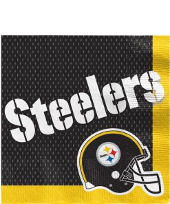 NFL Pittsburgh Steelers Napkins