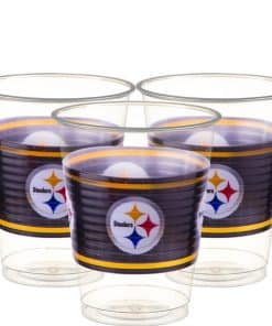 NFL Pittsburgh Steelers Plastic Cups